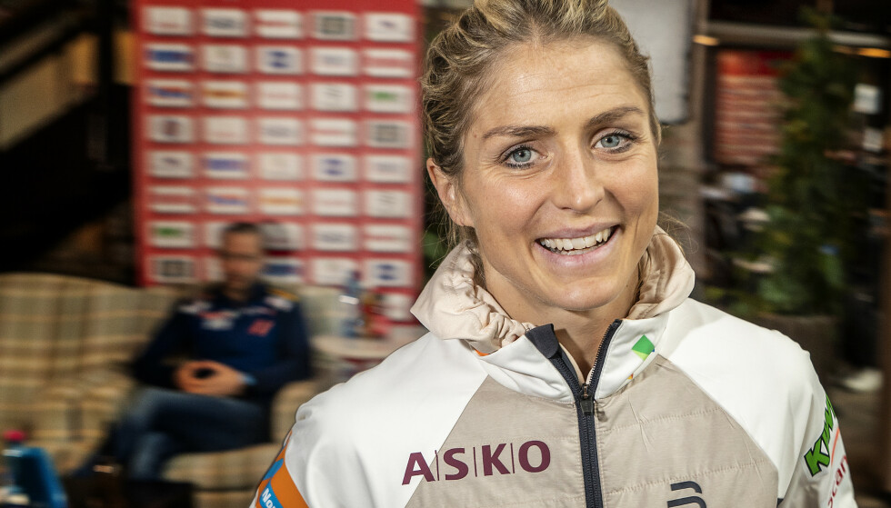 STØTTER UTSETTELSE: Therese Johaug.  Foto: Hans Arne Vedlog / Dagbladet