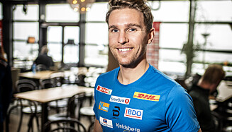 STØTTER UTSETTELSE: Didrik Tønseth. Foto: Hans Arne Vedlog / Dagbladet