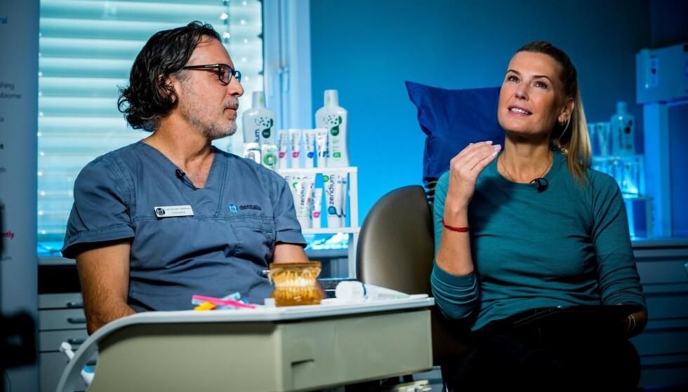 Misfarging av tenner: Tannlegens triks