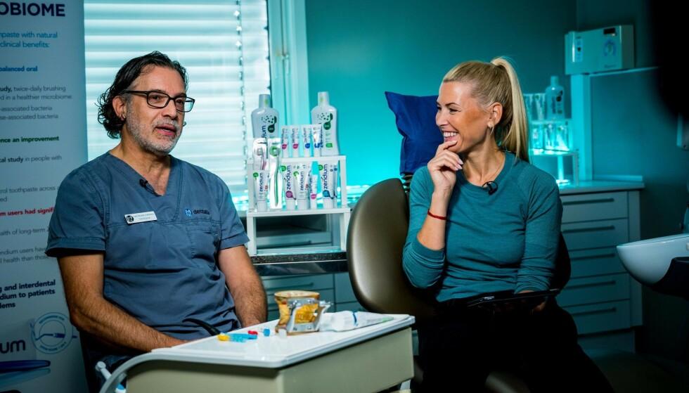 Tannlegens overraskelse: Så ofte skal du pusse - og slik gjøres det