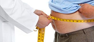 Overlege: Den beste fedmebehandlingen