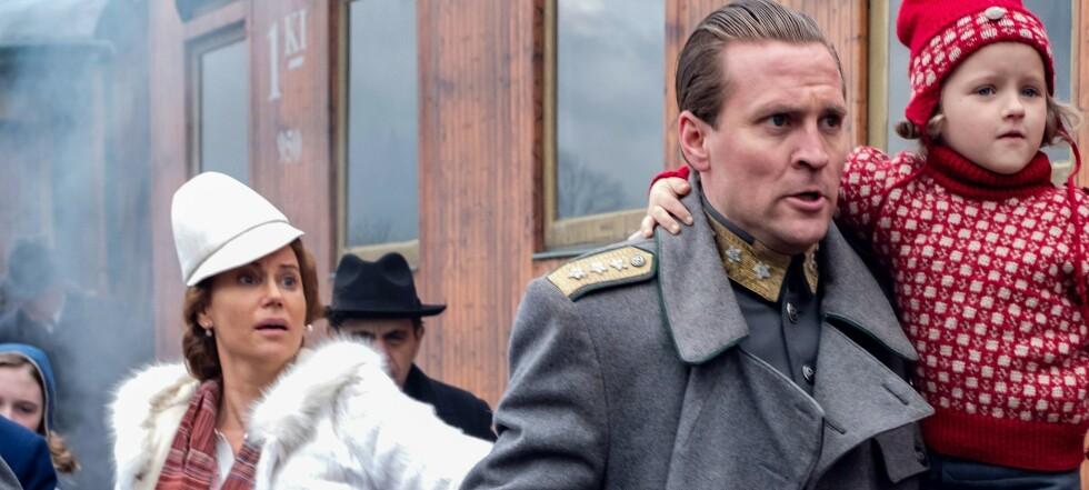 Norske krigsfilmer har et problem