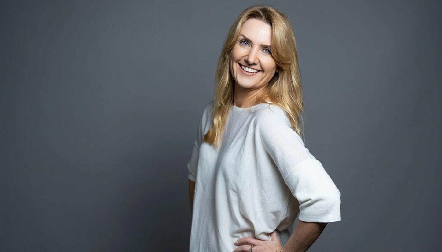 GRÜNDER: Cecilie Nordstrøm står bak Oslo Skin Lab. Hun slår et slag for at vi skal investere i vår egen hud og kropp.