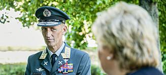 Politisk spill om Norges sikkerhet