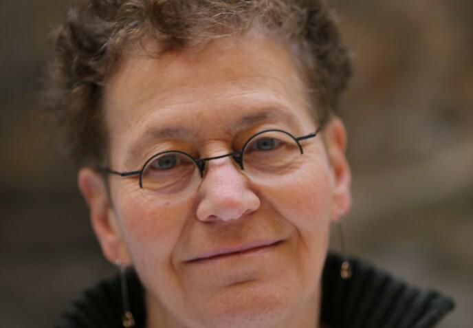 BEKYMRET: Lege og virolog Lena Einhorn. Foto: Agneta Åkesson