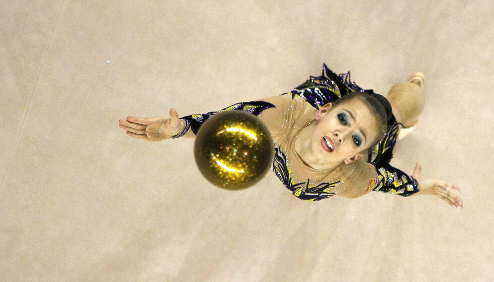 TURNER: Darja Dimitrijeva. Foto: REUTERS/Laszlo Balogh