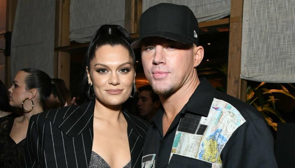 AV OG PÅ: Jessie J og Channing Tatum har ikke hatt et knirkefritt forhold. Foto: Araya Diaz/Getty Images/NTB