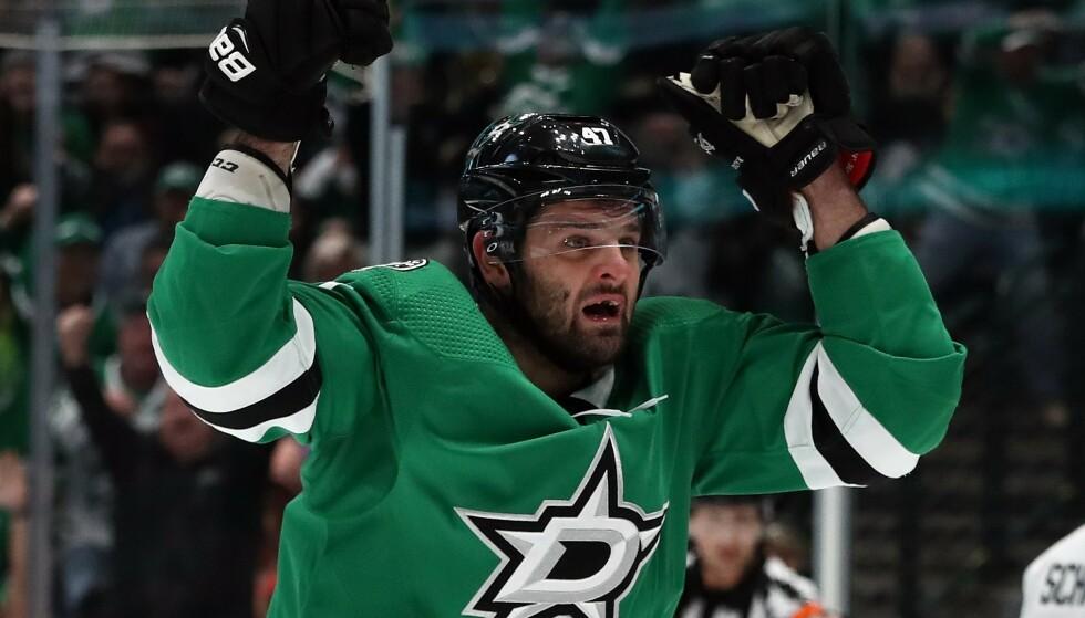 NHL_STJERNE: Radulov. Foto: Ronald Martinez/Getty Images/AFP