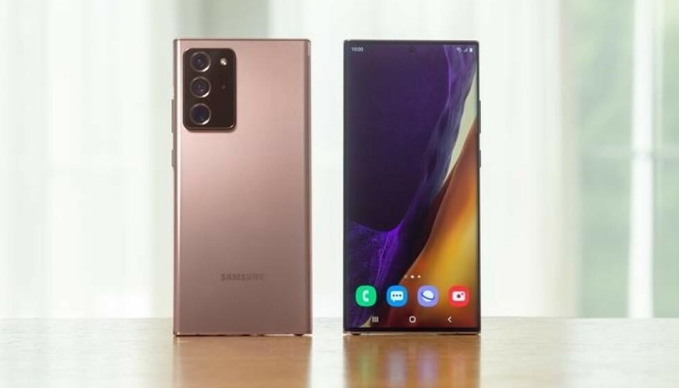 STOREST: Hele 102 mobiltelefoner har vært under lupen, som har kåret de beste mobiltelefonene på markedet akkurat nå.