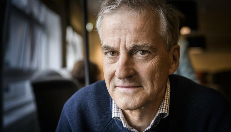 SA NEI: Jonas Gahr Støre ønsket ikke saudiarabiske penger velkommen i 2010, og mener fortsatt at det internasjonale regelverket må forbedres i disse sakene. Foto: Lars Eivind Bones