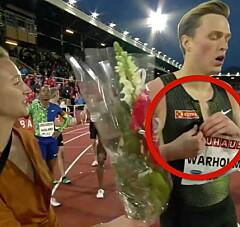 Image: Beklager til blomsterpiken: - Forferdelig!