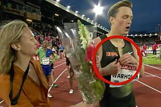 Image: Klikket etter målgang: - Forferdelig!