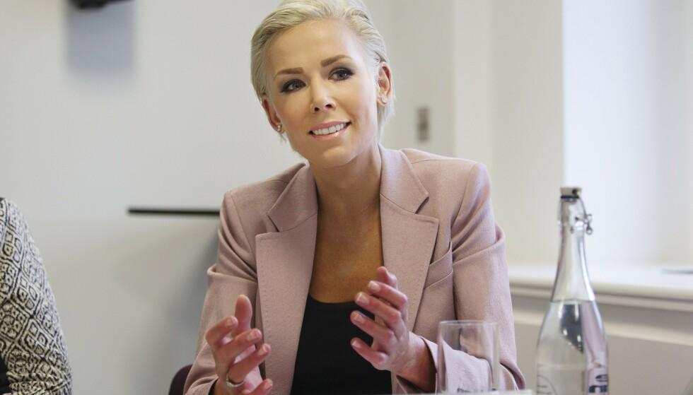 HYLLES: EAT-grunnlegger Gunhild Stordalen får fredag skryt fra høyeste hold i Hollywood. Foto: REX / NTB