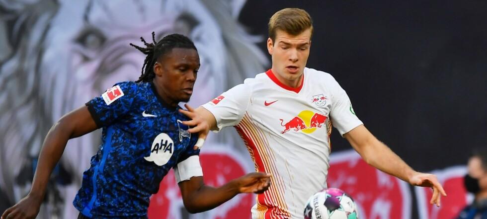 Sørloth-assist i Leipzig-seier