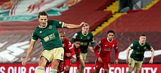 Liverpool slo tilbake etter Berge-mål