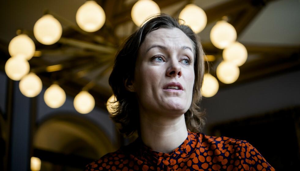 REAGERER: Ap-stortingsrepresentant Anette Trettebergstuen. Foto: Lars Eivind Bones / Dagbladet