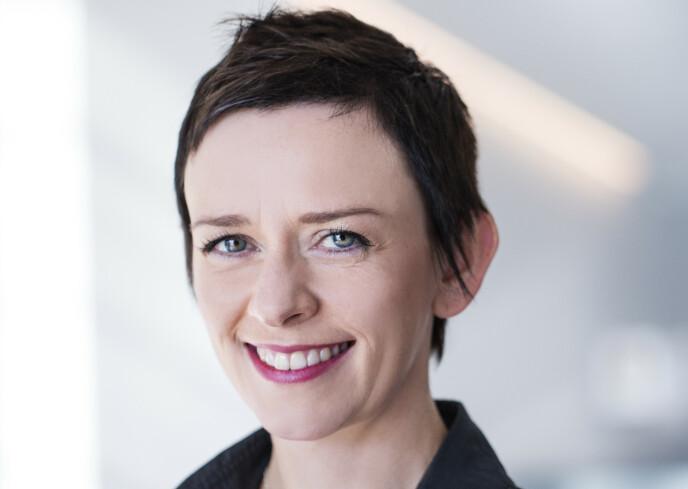 SKAPER DEBATT: Karoline Holmboe Høibo, faktultetsdirektør ved Universitetet i Stavanger. Foto: Elisabeth Tønnesen