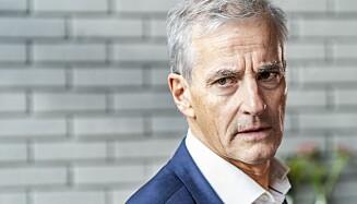 YTRINGSFRIHET: Ap-leder Jonas Gahr Støre mener Norge må beskytte ytringsfriheten. Foto: Hans Arne Vedlog / Dagbladet