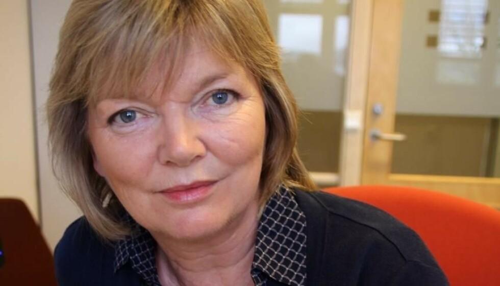 KRITISK: Charlotte Haug er blant dem som har skrevet under på internasjonalt opprop imot coronatiltakene. Foto: Elin Fugelsnes, Magasinet Forskningsetikk