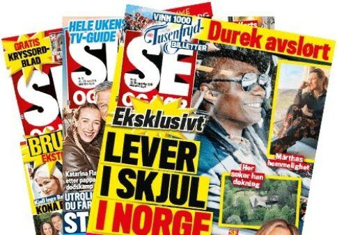 Høstkampanje: Betal kun kr 22 per blad (butikkpris kr 59,-)