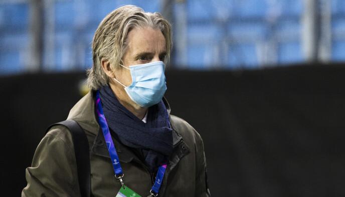 IMPONERT: Jan Åge Fjørtoft er imponert over hvordan fotballen har løst utfordringene med coronaviruset. Foto: Svein Ove Ekornesvåg / NTB