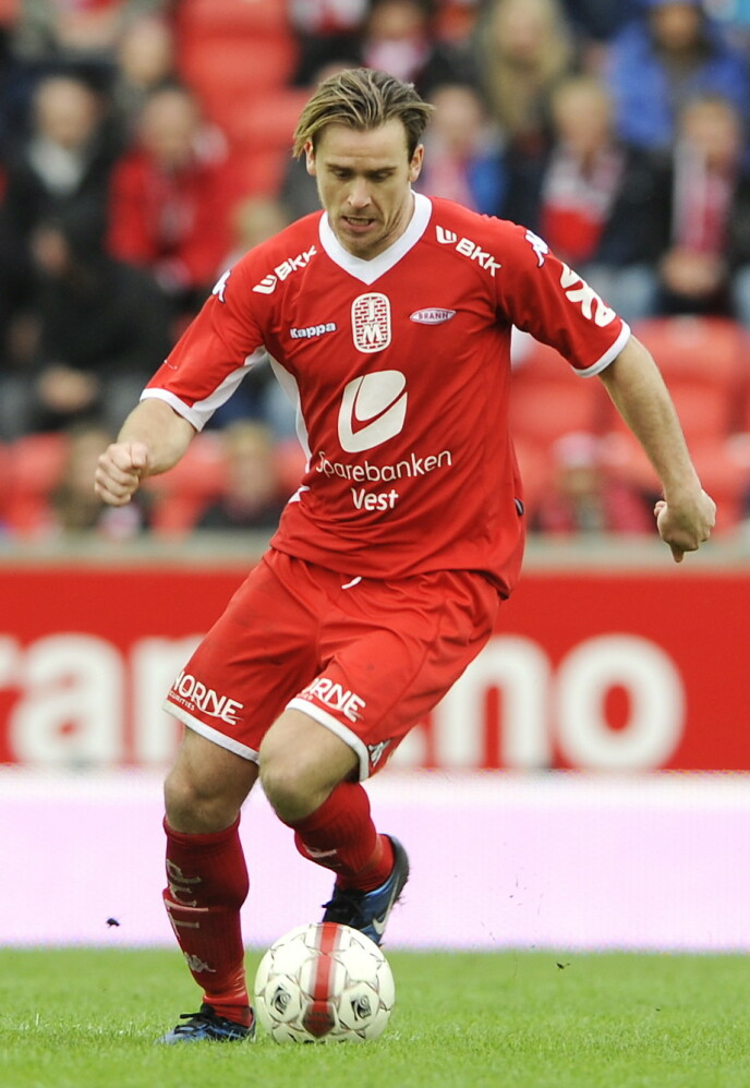 PROFIL: Carl-Erik Torp har en fortid som fotballspiller, blant annet i Brann. Foto: Marit Hommedal / Scanpix