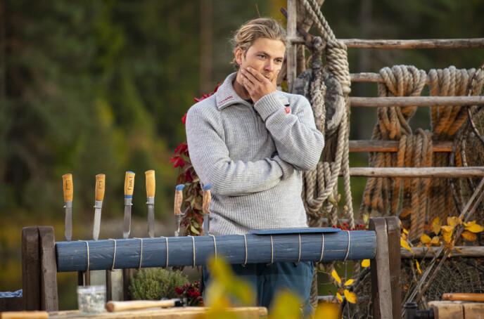 TIL TOPPS: Erik Rotihaug vant «Farmen» i fjor, men har verken beholdt hytta eller bilen. Foto: Tor Lindseth / Se og Hør