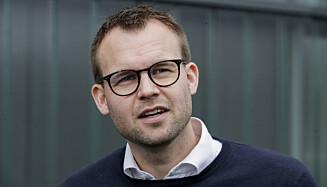 FRIVILLIGE: KrF-leder Kjell Ingolf Ropstad ber frivilligheten opprettholde aktiviteten for barn og unge - så langt det overhodet er mulig. Foto: Vidar Ruud / NTB