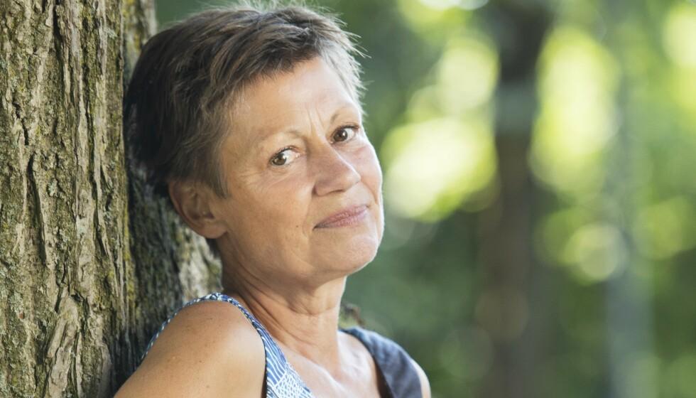NY LIVSFASE: Lene Bragli fikk diagnosen Alzheimer sykdom for to år siden. Foto: Ellen Jarli/Allers