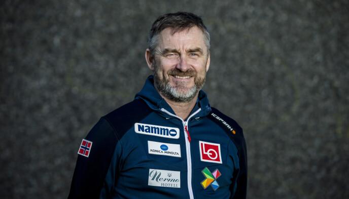 BEKYMRET: Sportssjef Clas Brede Bråthen. Foto: Stian Lysberg Solum / NTB