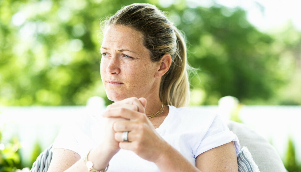 KONFLIKT: I selvbiografien som kom ut fredag forteller Suzann «Tutta» Pettersen om en seks år lang konflikt med barndomskompis og tidligere manager Kevin Skabo. Foto: Annika Byrde / NTB