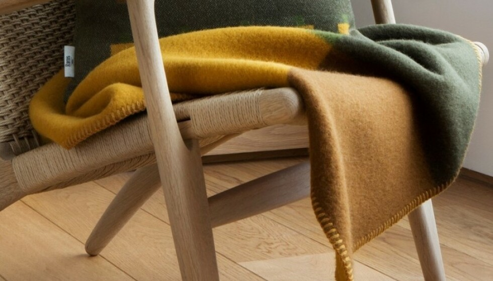 Kvalitet: Norsk lammeull, mål 135x200 cm