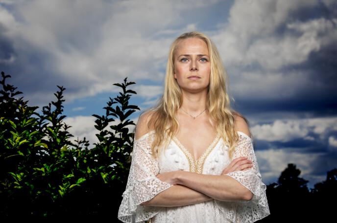 - BURDE FÅTT MER TV-TID: Tove synes ikke det har vært nok fokus på hvem hun egentlig er og alt hun har bidratt med på gården. Foto: Tor Lindseth / Se og Hør