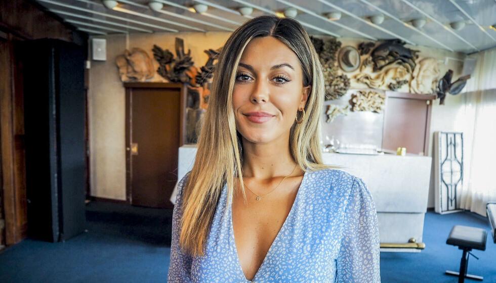 VANSKELIG: Den svenske influenseren Bianca Ingrosso forteller åpenhjertig om den vanskelige beslutningen. Foto: Henriette Eilertsen / Dagbladet