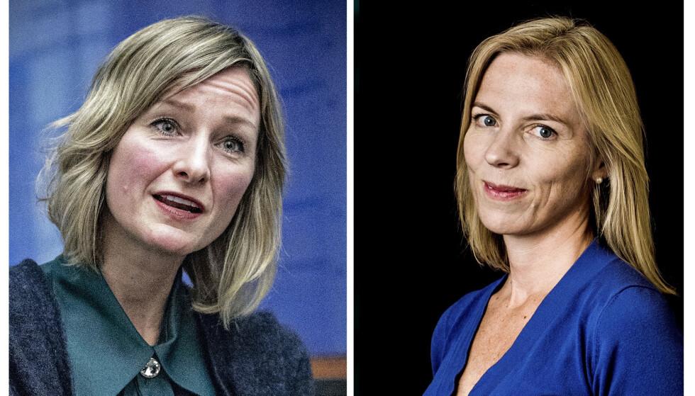 I HARDT VÆR: SV-byråd Inga Marte Thorkildsen sier det er forhold hun hadde ønsket at Marte Gerhardsen håndterte annerledes.