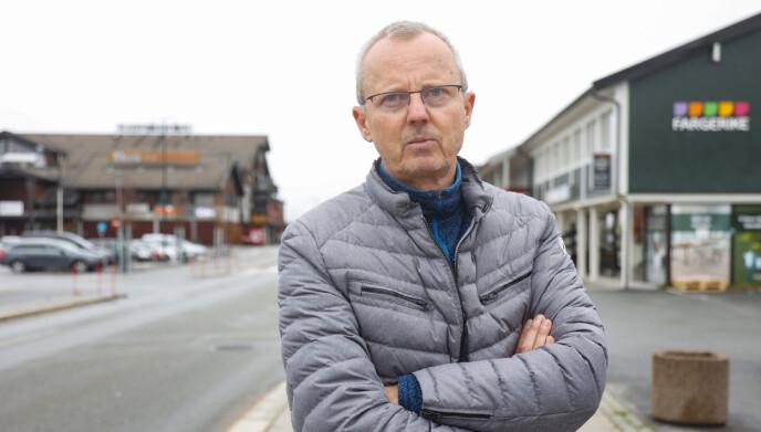 EVJE: Ordfører for Evje og Hornnes, Svein Arne Haugen (Ap). Foto: Tor Erik Schrøder / NTB