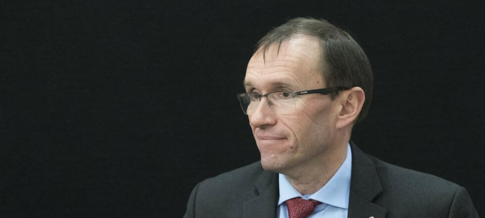 Barth Eide ute av stortingslista til nominasjonskomiteen i Oslo Ap