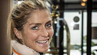 MENER NORTHUG SNAKKET SEG SELV NED: Therese Johaug. Foto: Hans Arne Vedlog / Dagbladet