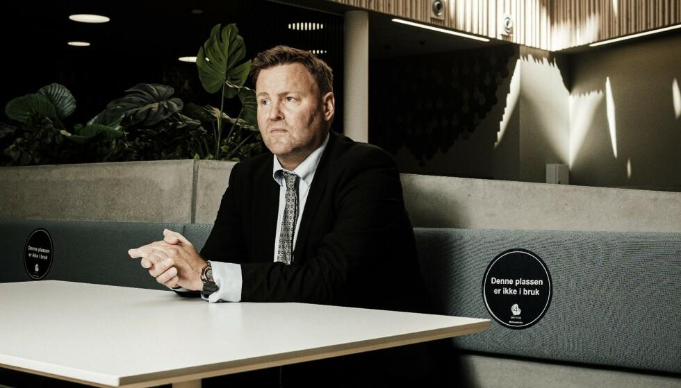 BEKYMRET: Assisterende helsedirektør Espen Rostrup Nakstad i Helsedirektoratet er bekymret for smitteutviklingen, og sier alle nå må ta del i dugnaden. Foto: Morten Rakke / Dagbladet