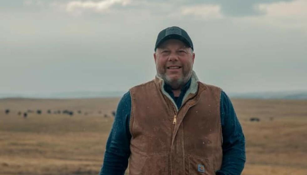 DØD: David Andahl ble stemt fram av velgerne fra Nord-Dakota. Det fikk han imidlertid ikke oppleve selv. Foto: Facebook