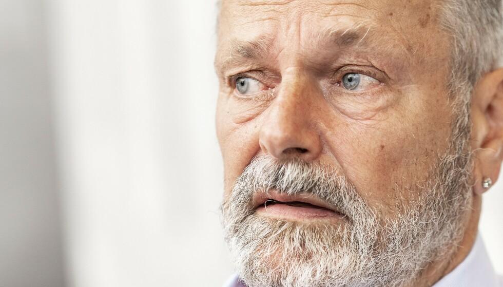 - USKYLDIG DØMT: Eirik Jensen mener han er utsatt for et justismord, og hevder han er uskyldig dømt. Nå håper Jensen at Høyesterett tror på ham. Foto: Hans Arne Vedlog / Dagbladet
