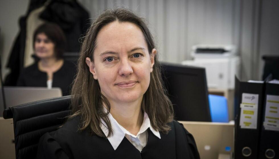 TAUS: Assisterende sjef i Spesialenhet, Guro Glærum Kleppe, ønsker ikke å kommentere anken til Eirik Jensen. Foto: Lars Eivind Bones / Dagbladet