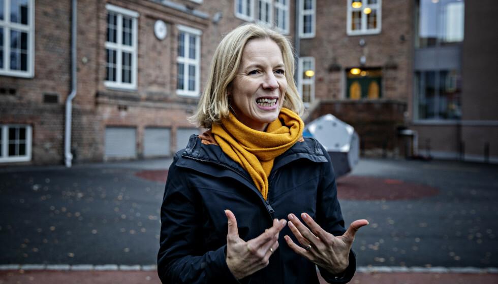KONSULENTBRUK: Utdanningsetaten har arbeidet systematisk med å redusere konsulentbruken. I 2016 brukte etaten 44 millioner. I 2019 hadde vi fått dette ned til 22 millioner på driftsbudsjettet, skriver Marte Gerhardsen i Utdanningsetaten i Oslo. Foto: Nina Hansen / Dagbladet