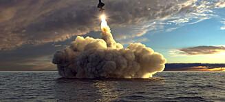 Faren for atomvåpen øker