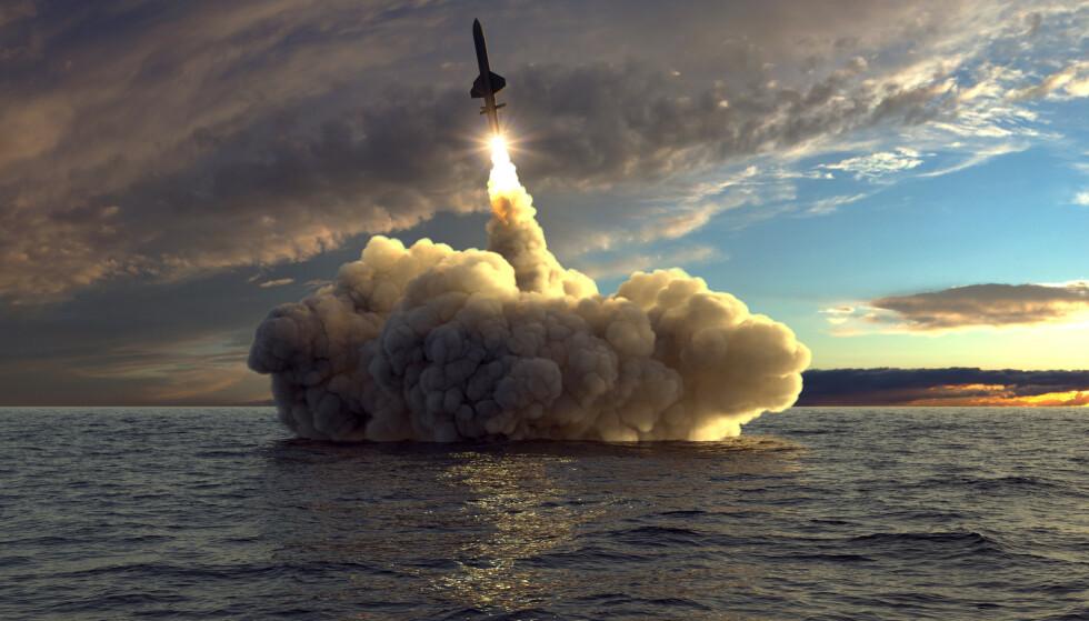MASSEMORD: Atomvåpenforbudet etablerer en ny og strengere norm mot atomvåpen, og er uttrykk for at et flertall av verdens stater anser det som utdatert, uakseptabelt og illegitimt å true med massemord av sivile, skriver innsenderen. Foto: Shutterstock/NTB