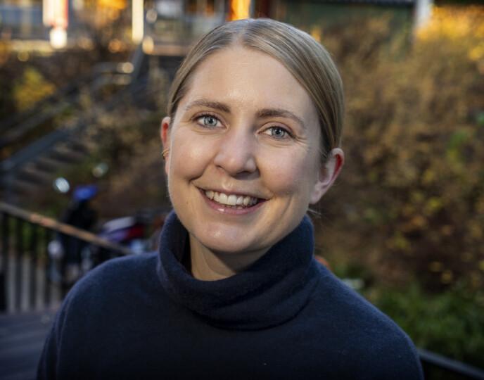 SPENT: Lørdag er det duket for premieren av NRK-programmet «Maskorama». Silje Nordnes skal være programleder og gleder seg stort. Foto: Hans Arne Vedlog / Dagbladet