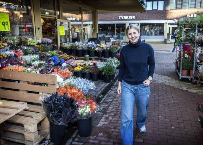 FRUSTERENDE: Selv om Silje Nordnes synes pandemien til tider er frusterende prøver hun å tenke positivt. Foto: Hans Arne Vedlog / Dagbladet