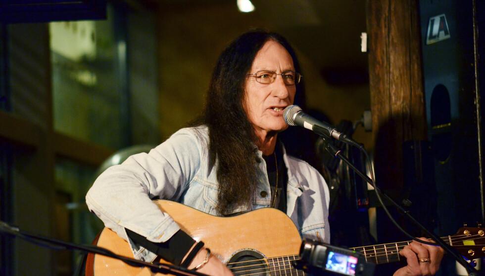 DØD: Ken Hensley (eks-Uriah Heep) er død. Foto: Kjell Erik Berg