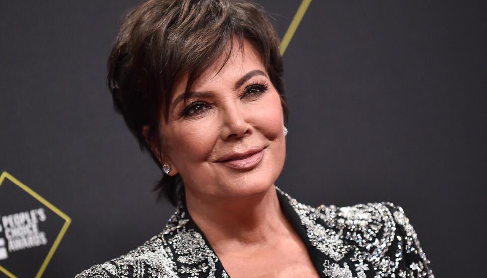 - HAR DET BRA: Kris Jenner omtaler sønnen i positive ordlag i ny podkast, og forteller at han er en fantastisk far. Foto: O'connor/NTB