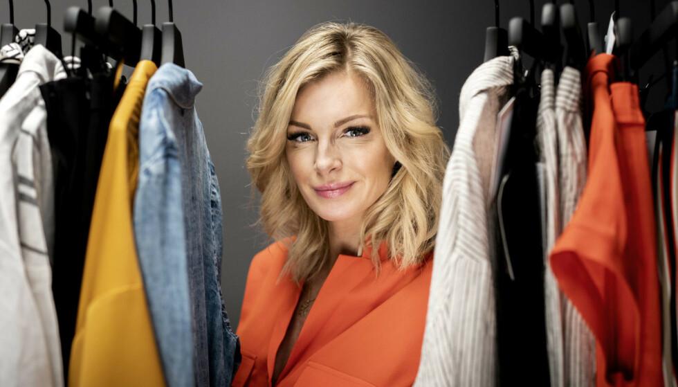 ÅPENHJERTIG: Modell og tv-personlighet Kathrine Sørland (40) bretter ut flere hittil ukjente deler av livet sitt, i sin kommende selvbiografi. Foto: John Terje Pedersen / Dagbladet